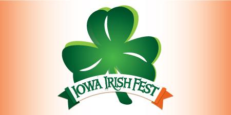 Iowa Irish Fest Banner